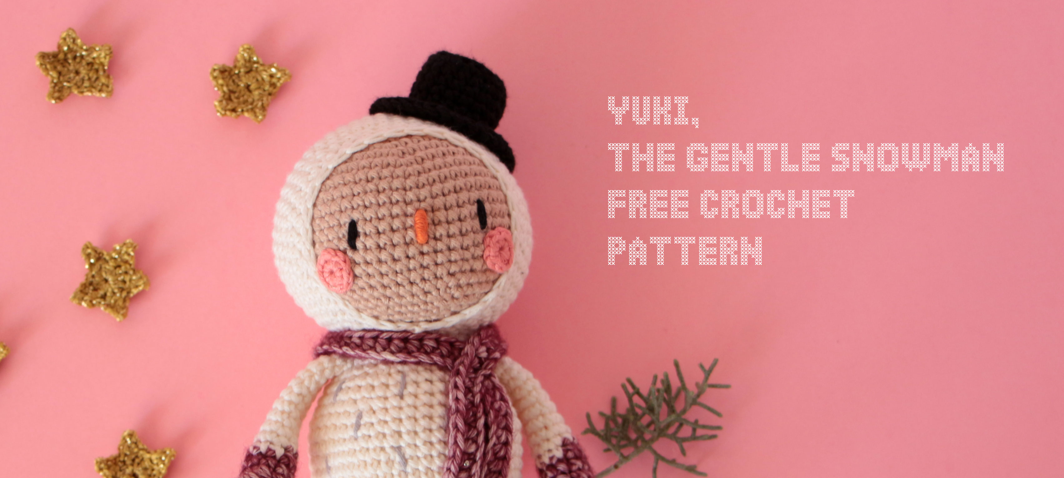 Yuki, the gentle snowman