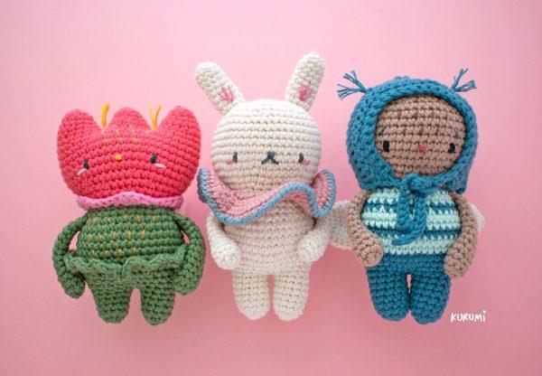 Meet Hana, Shiro & Amai